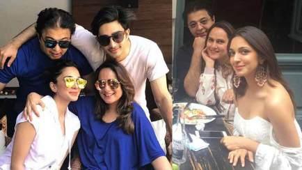 Kiara Advani Family Pics