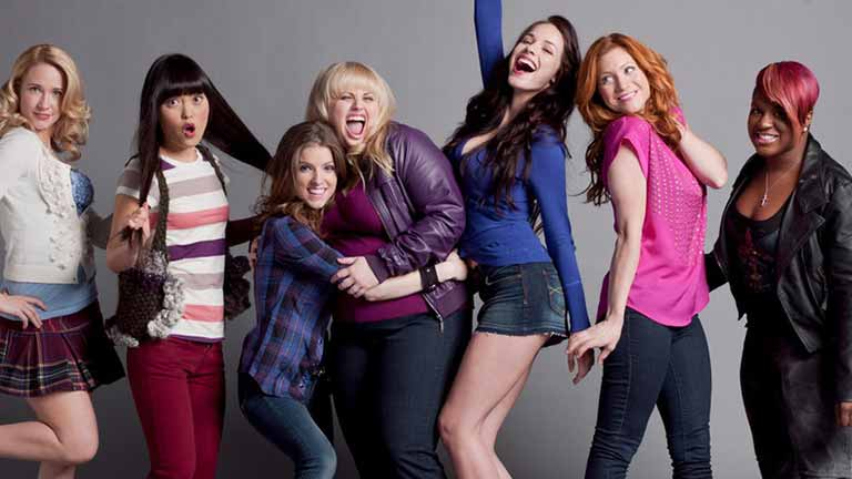 Pitch perfect Series
