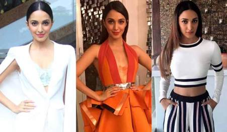 Kiara Avani in Different Looks