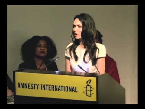 Amnesty spokesperson