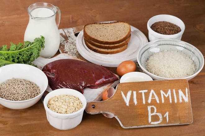 Nguồn bổ sung Vitamin B1