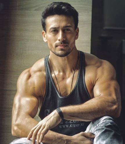 Tiger Shroff Hot Image