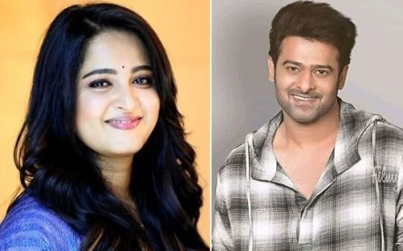 Prabhas and Anushka