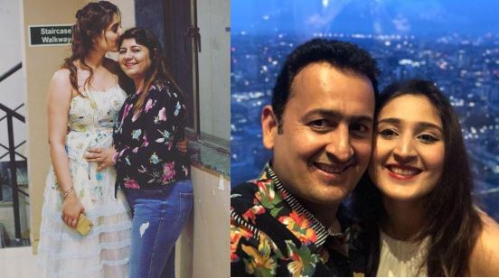parents of dhavani bhanushali