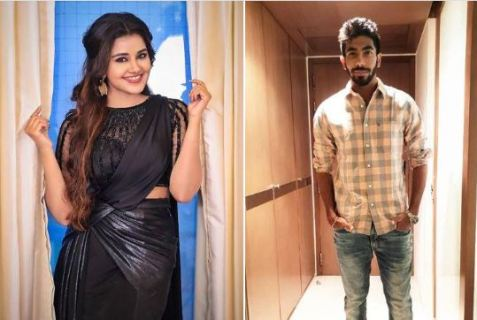 Jasprit Bumrah girlfriend Anupama Parameswaran