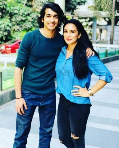 Nityami Shirke and Shantanu Maheshwari