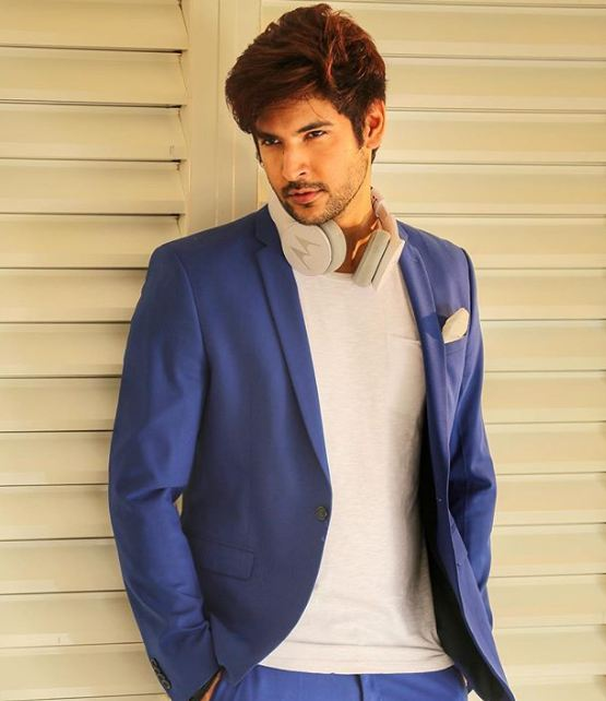 Actor Shivin Narang
