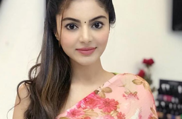 Sanam Shetty Actress