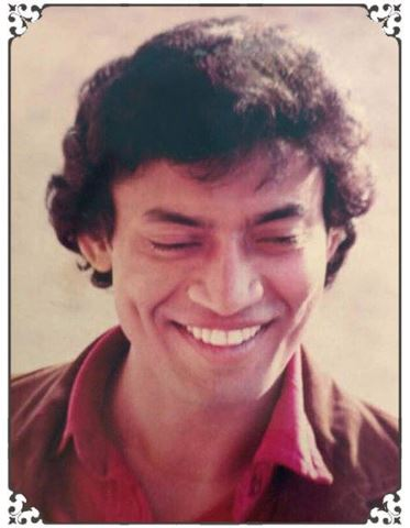 Irrfan Khan Young Age