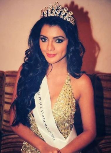 Ruhi Singh Miss World