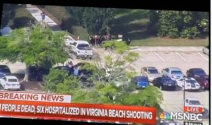 Virginia Beach Mass Shooting Victims