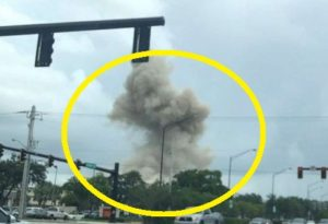 Fountains Plantation Florida Gas Explosion