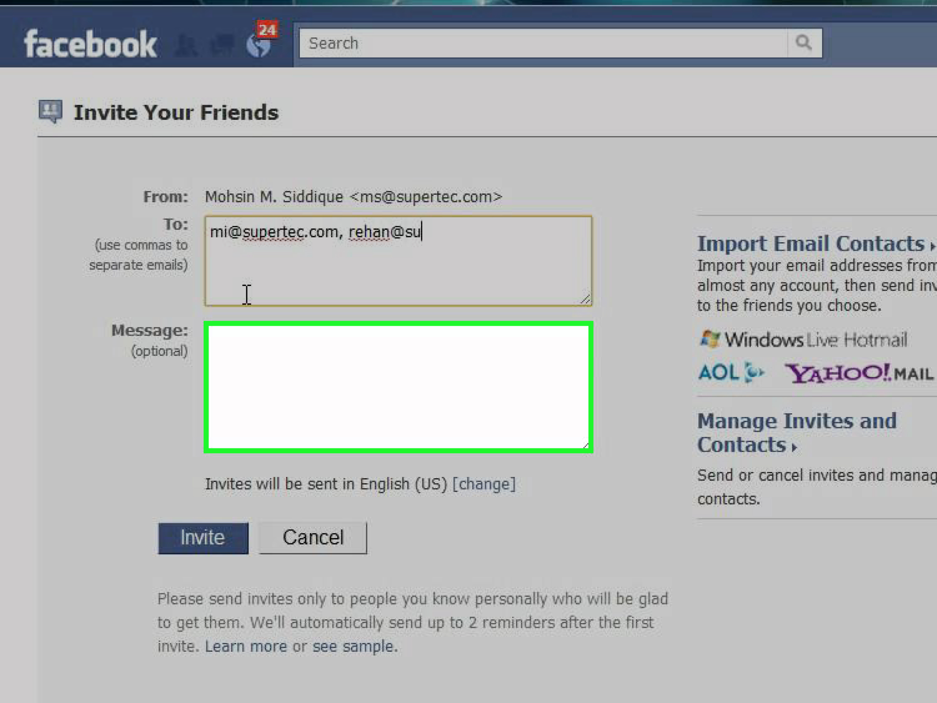 3 Ways To Find Your Friends On Facebook