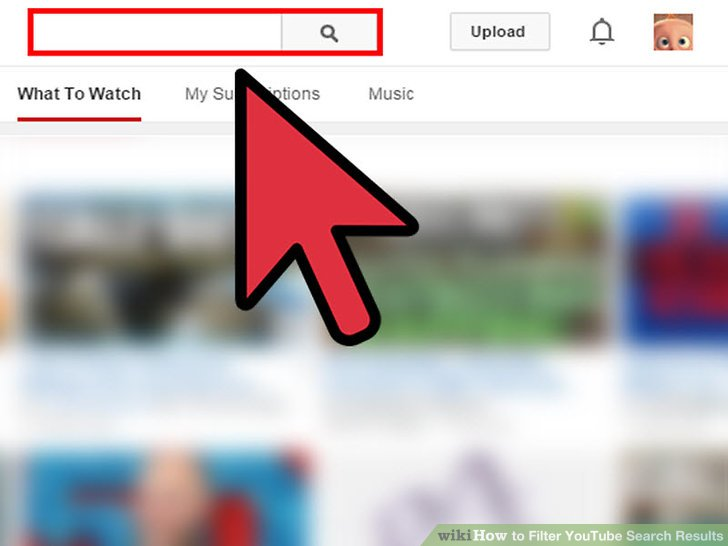 How To Filter YouTube Search Results: 9 Steps (with Pictures
