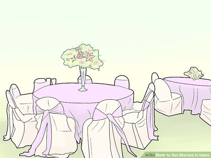 How To Get Married In Idaho (with Pictures)