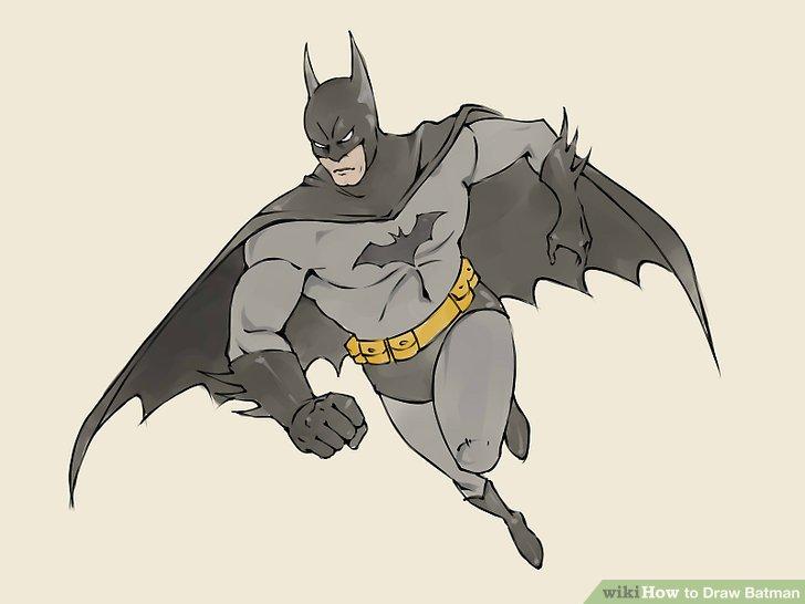 6 Ways To Draw Batman