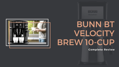 Photo of BUNN BT Velocity Brew 10-Cup Review – Cost Around 119$ Coffee Maker