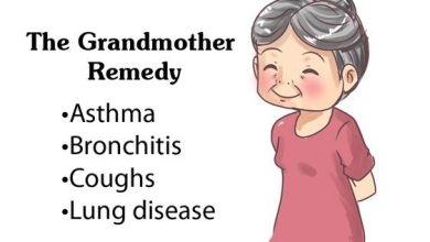 Photo of The Grandmother Remedy for Asthma, Bronchitis, Coughs and Lung Disease