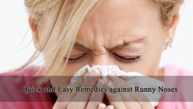 Photo of 9 Quick and Easy Remedies Against a Runny Nose