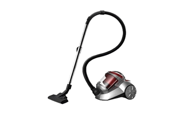 Panasonic MC-CL163RL4X 2000W 3.0L Canister Vacuum Cleaner with HEPA Filter
