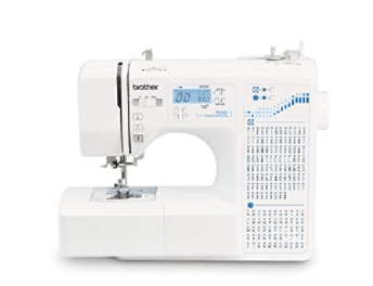 Brother FS one hundred and one Computerized Plastic Sewing Machine