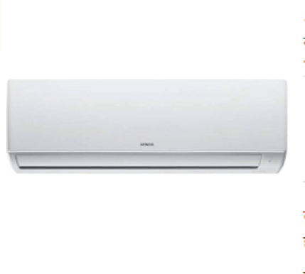 Hitachi Kashikoi 5100X++ (RSOG512HCEAP) - Most Energy Efficient (Power Saving) 1 Ton AC