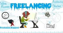 frelancing can be a profession, frelancing profesion, how to earn frilancing