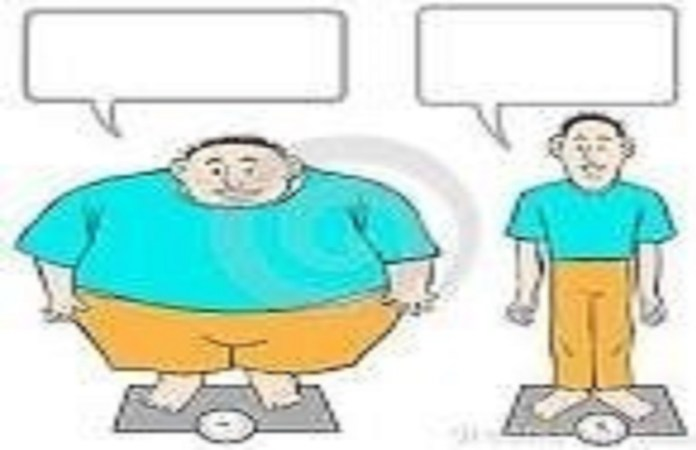 how to loss wight, fat vs slim tips