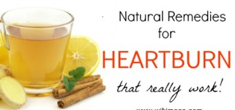 Natural Remedies for Heartburn and Acid Reflux