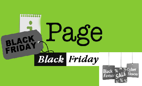 ipage black friday deals, best ipage deals black friday offer, best black friday ipage deals