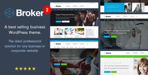 Broker Wordpress Responsive Theme Free Download; Broker Wordpress Responsive Theme ; broker theme review