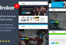 Broker Wordpress Responsive Theme Free Download; Broker Wordpress Responsive Theme ; broker theme review