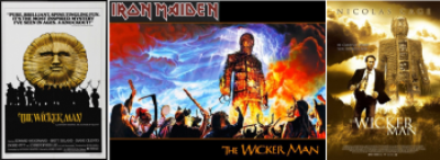 the wicker man iron maiden