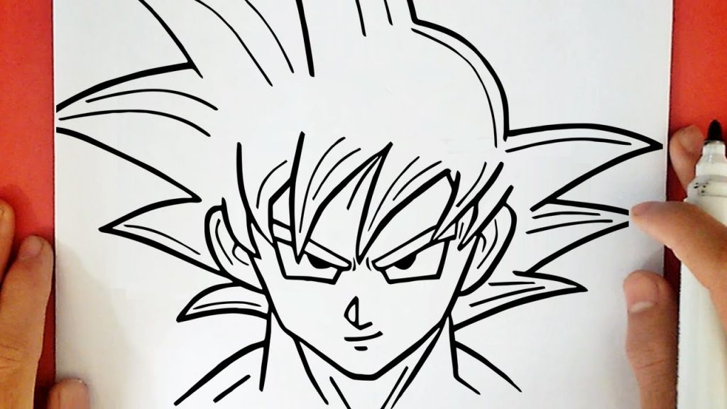 Comment Dessiner Goku Social Useful Stuff Handy Tips