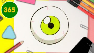 Comment Dessiner Oeil Zombie En Paint Social Useful Stuff Handy Tips