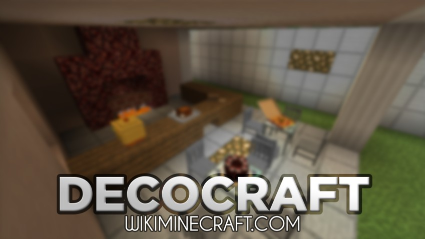 1710 Craft Minecraft Mod Deco