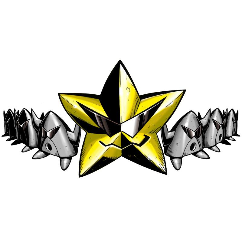 Starmons (Digimon Xros Wars)