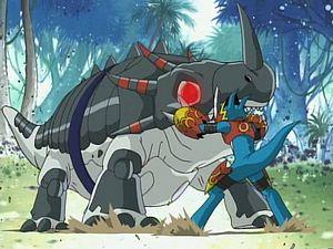 Monochromon - Wikimon - The #1 Digimon wiki
