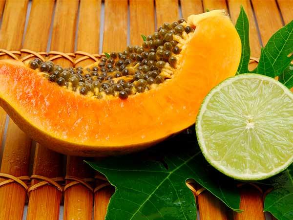 papaya-juice-with-lemon