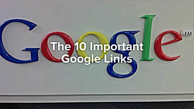 10 Website links