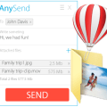 Anysend – Transfer Files Through Wifi