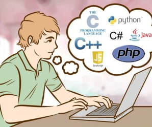 Top 10 Programming languages in 2016