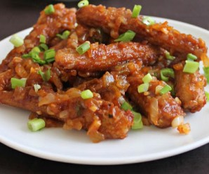 How To Make Tasty Baby Corn Manchurian At Home?