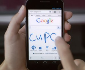 Google Handwriting Tool On Your Phone Or Tablet