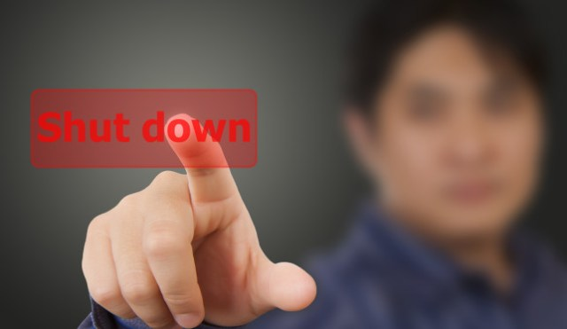 Shut Down Timer