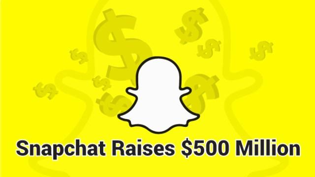 Snapchat displays ads