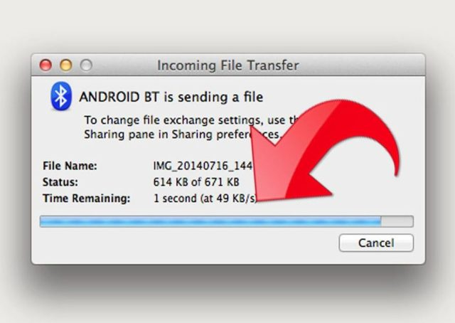Tips to send files
