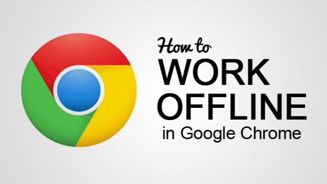 Tips to work offline