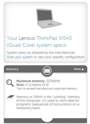 Upgrade the RAM