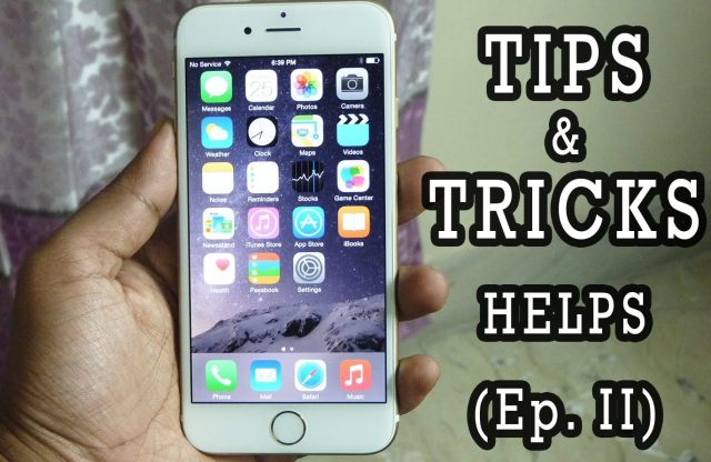 iPhone and iOS tips, tricks